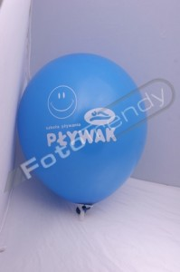 Balony z helem- ich wielkość i kształt